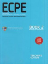 ECPEPractice Examinations 2 Teacher's Book (+ CD (4)) 2013 Updated