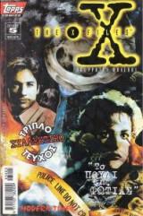 "The X-files - Απόρρητοι Φάκελοι - ""Το πουλί της φωτιάς"" (τεύχος 5)"