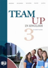 Team Up 3 Sudent'S Book (+ CD)