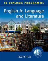 English A Language and Literature