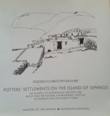 Potters' Settlements on the island of Siphnos.