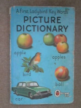 A First Ladybird Key Words Picture Dictionary