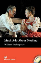 Macmillan Readers Much Ado About Nothing Intermediate Pack Much Ado About Nothing - Intermediate - Book and CD Ntermediate Level