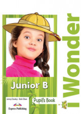 iWonder Junior B Pupil s Book