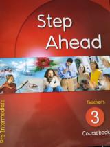 Steap Ahead 3 Teacher's Coursebook +Activity Book