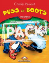 Puss in Boots Set with Multi-rom PAL (audio CD/DVD)