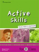 Active Skills for D Class Teacher's Edition