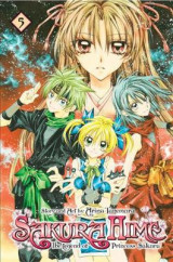 Sakura Hime: The Legend of Princess Sakura , Vol. 3 5