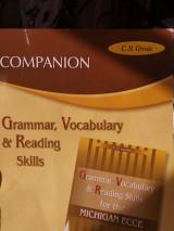 Companion Grammar,Vocabulary & Reading Skills