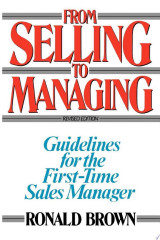 From Selling to Managing