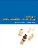 Concepts in Strategic Management and Business Policy