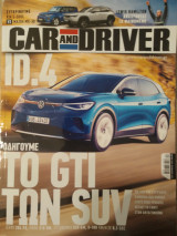 Περιοδικό Car and Driver - Τέυχος 368 Δεκέμβριος 2020