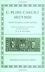 C. Plini Caecili Epistvlarvm libri decem