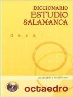 Diccionario Estudio Salamanca (Desal) + Cd