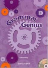 Grammar Genius D Student's Book (+ CD)