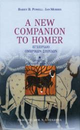 A New Companion To Homer