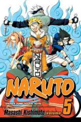 Naruto, Vol. 5 v. 5