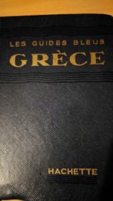 Les guides bleus - Grèce