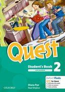 Quest 2 Student's Book & multi Cd-rom