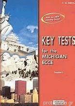 Key Tests for Michigan ecce