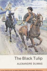 The Black Tulip: New Method Supplementary Reader Stage 4