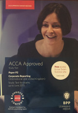 ACCA P2 Corporate Reporting: Study Text for exams up to June 2015