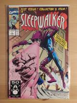 Sleepwalker #1 (1991) Marvel