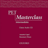 PET Masterclass:: Class Audio CD PET Masterclass:: Class Audio CD Class Audio CD