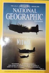 National Geographic Απρίλιος 1999