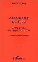 Grammaire du turc