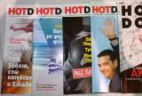 Hot Doc Τεύχη 1-8, Απρίλιος - Αύγουστος 2012