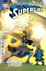 Supergirl: Τεύχος 1 - Candor