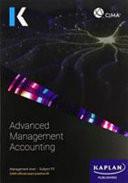 P2 ADVANCED MANAGEMENT ACCOUNTING - EXAM PRACTICE KIT