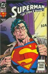 Superman in Action Comics Vol 1 692