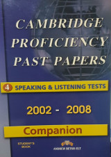Cambridge Proficieny Past Papers Speaking & Listening 4