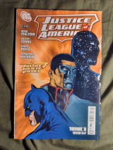 Justice league τόμος #3