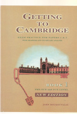Getting to Cambridge Book 1