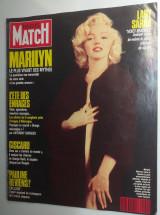 Paris match. Marilyn monroe
