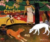 Paul Gaugin: Coloring Book