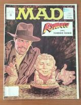 Περιοδικό MAD, τεύχος 39 - Πρώτη περίοδος 08/1982