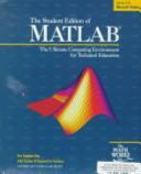 The Student Edition of MATLAB